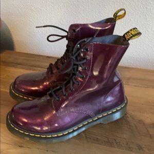 Women's Dr. Marten boots